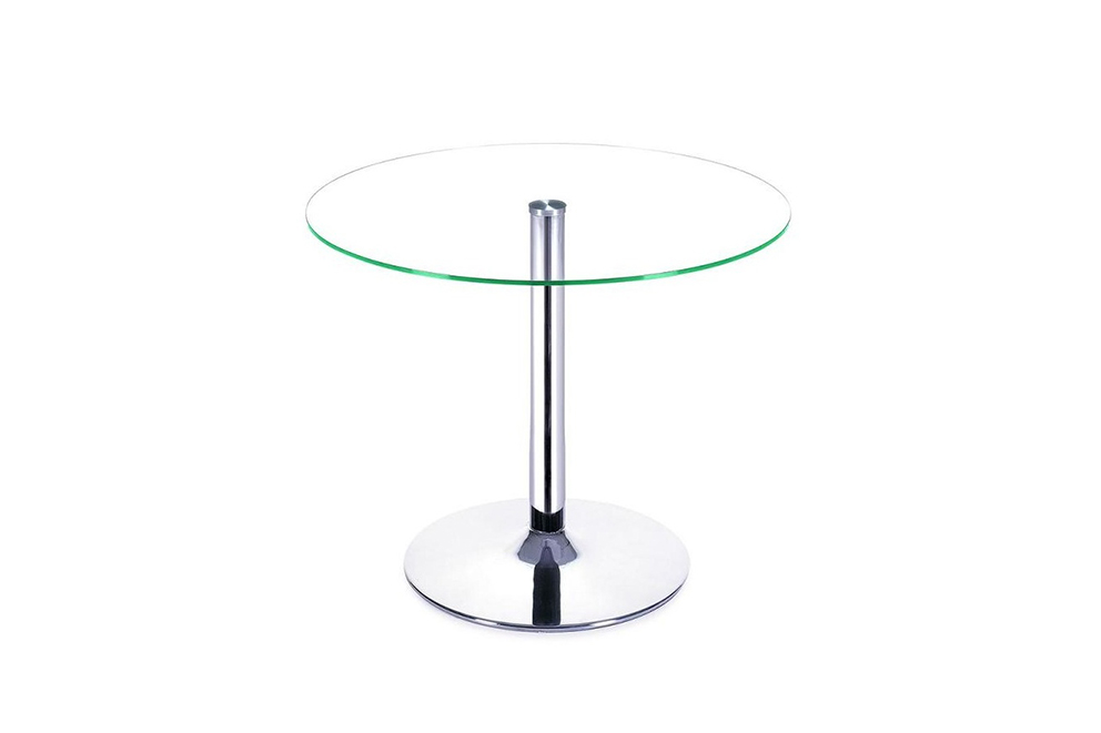 Office Table Malaysia Home Office Furniture Klang Valley Selangor - Round glass conference table