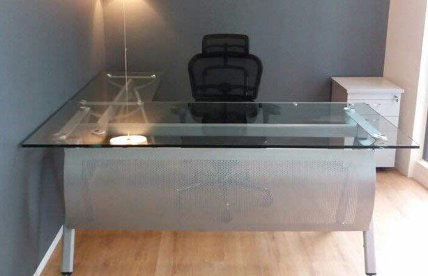 glass table office. fine glass executive table 6m glass for glass table office